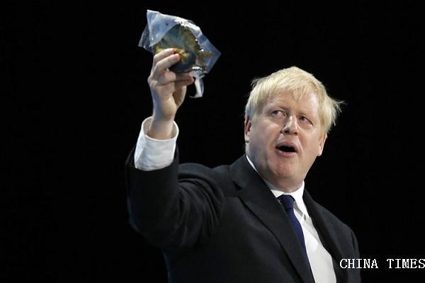约翰逊称欧盟如拒谈判协议 英将为硬脱欧做准备