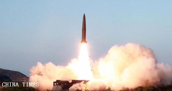朝鲜再发射短程弹道导弹