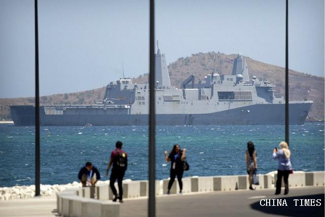 【中美角力】中国拒绝两艘美国军舰访问香港