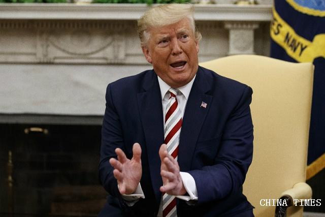 特朗普:贸易战或对美经济有短期伤害 惟必须对抗中国