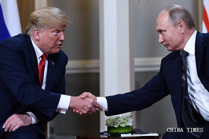 特朗普:应让俄罗斯重返七国集团 支持G7变回G8